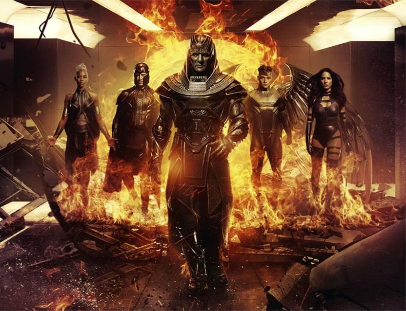 Movie X Men Apocalypse X Men Marvel Superhero Hd Wallpaper