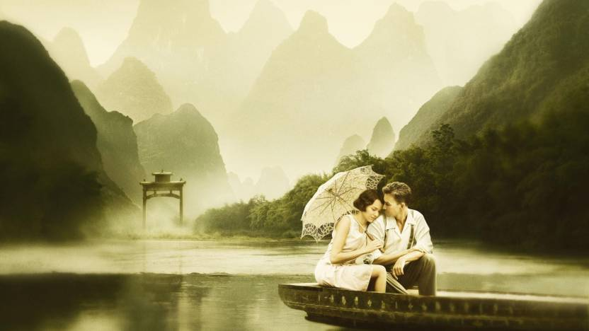 Movie The Painted Veil Landscape Mountain Scenic Forest Love