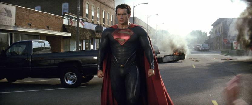 Movie Man Of Steel Henry Cavill Superman Hd Wallpaper Background