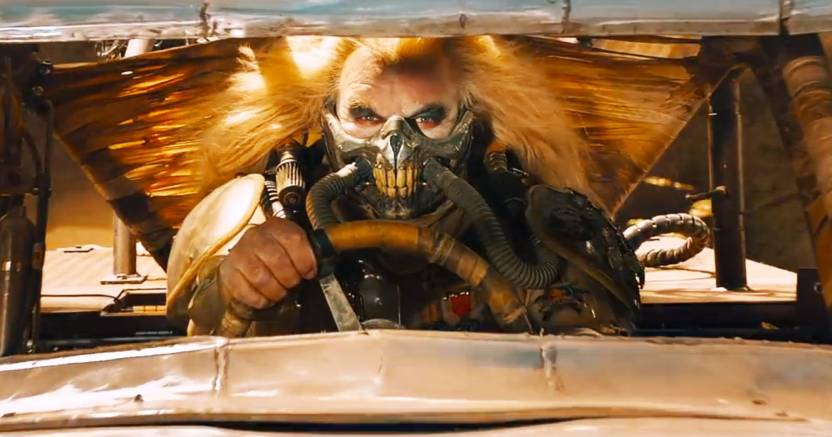 Movie Mad Max Fury Road Immortan Joe Hugh Keays Byrne Hd