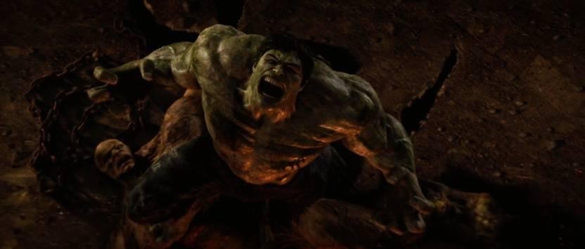 Akhuratha Poster Movie The Incredible Hulk HD Wallpaper Background Fine Art Print