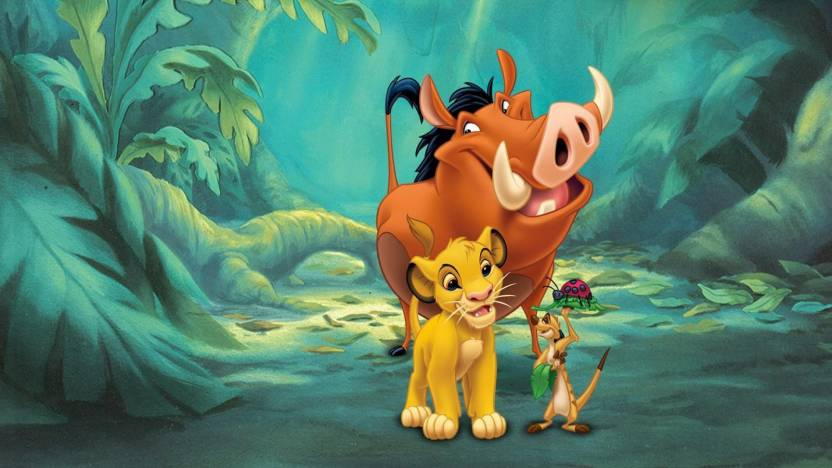 Movie The Lion King Simba Hd Wallpaper Background Paper Print