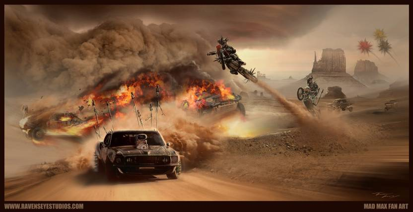 Akhuratha Poster Movie Mad Max Fury Road Hd Wallpaper Background
