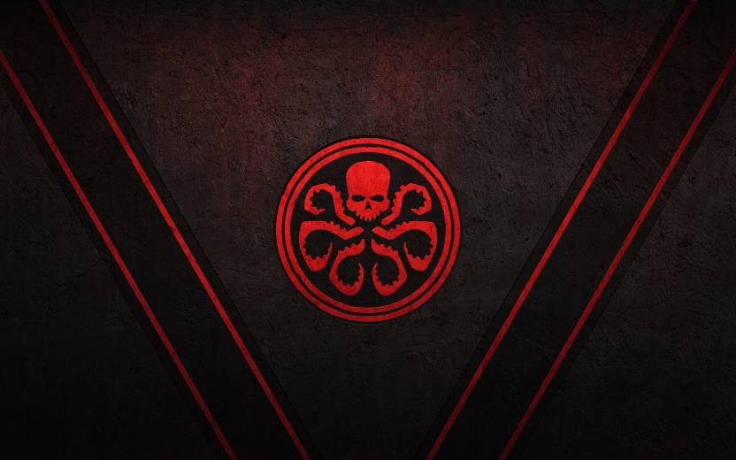 Comics Captain America Red Skull Hydra Hd Wallpaper Background