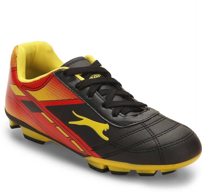 e88b789753 Slazenger Onuris Football Shoes For Men - Buy BLACK Color Slazenger ...