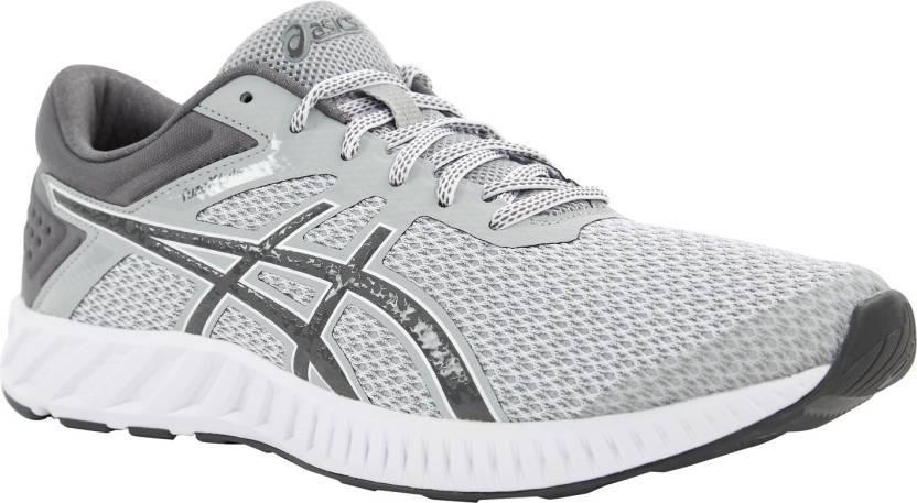 more photos 4bde3 66bdf Asics fuzeX Lyte 2 Running Shoes For Men (Grey)