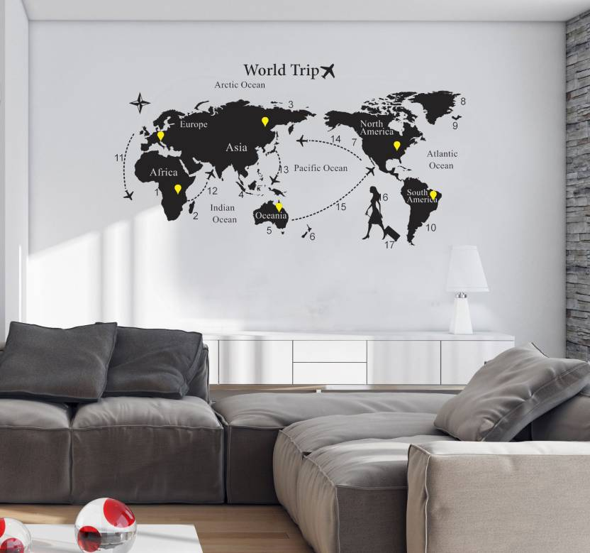 Newway decals medium wall sticker sticker price in india buy newway decals medium wall sticker sticker publicscrutiny Image collections