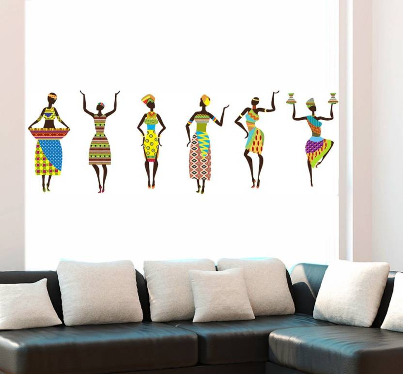 new way decals wall sticker fantasy wallpaper price in india - buy