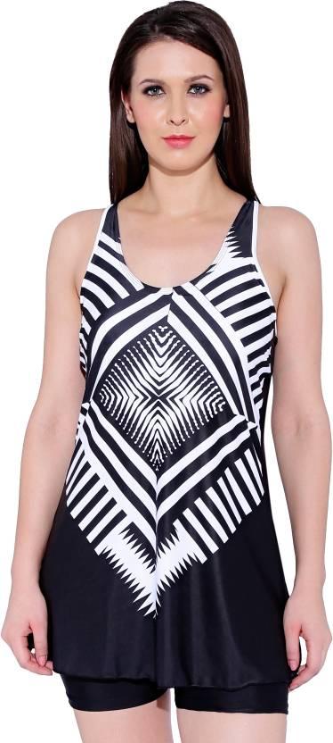 896f4e11d6 Fashion Fever Printed Women's Swimsuit - Buy Fashion Fever Printed ...