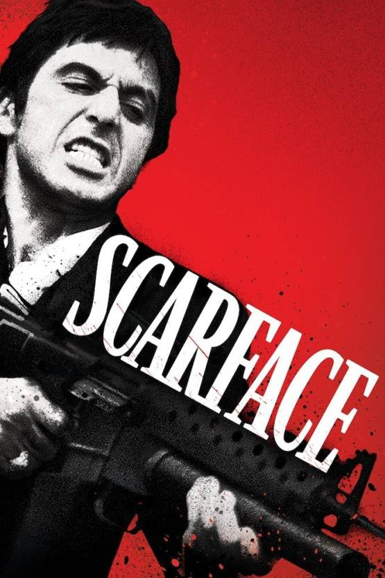 Scarface On Good Quality Hd Quality Wallpaper Poster Fine