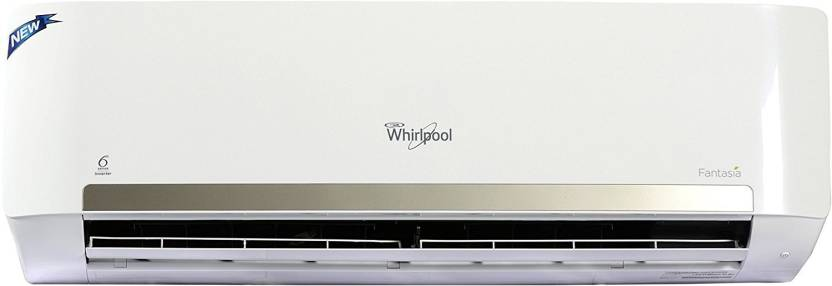 Whirlpool 1 Ton Inverter Split AC  - White