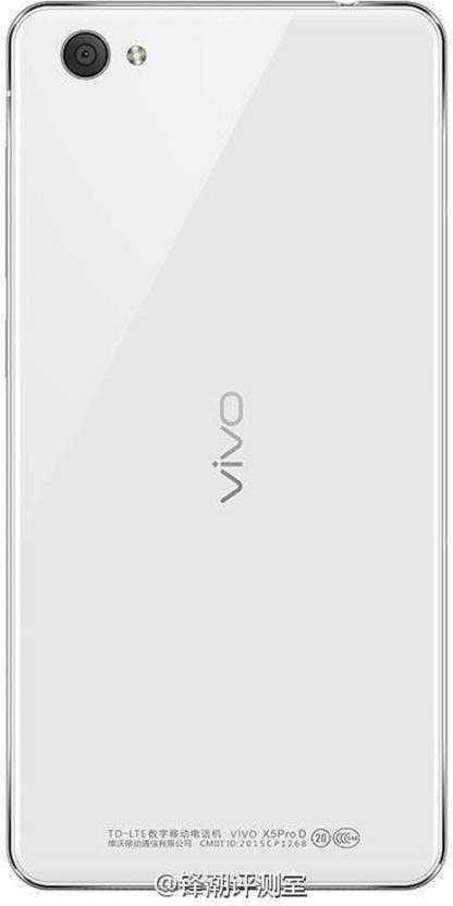 Vivo X5 (White, 16 GB)(2 GB RAM)
