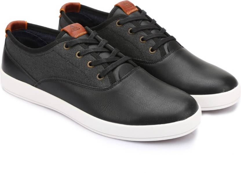 612b2fb999d ALDO YILAN Sneakers For Men - Buy Black Leather Color ALDO YILAN ...