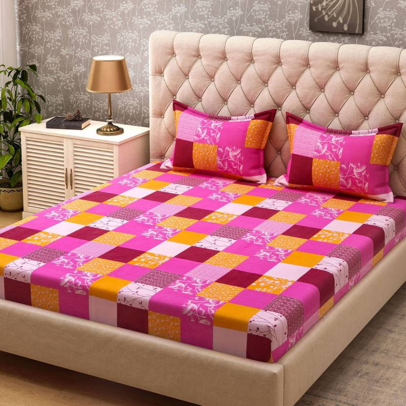 Bombay Dyeing Bed Sheets India