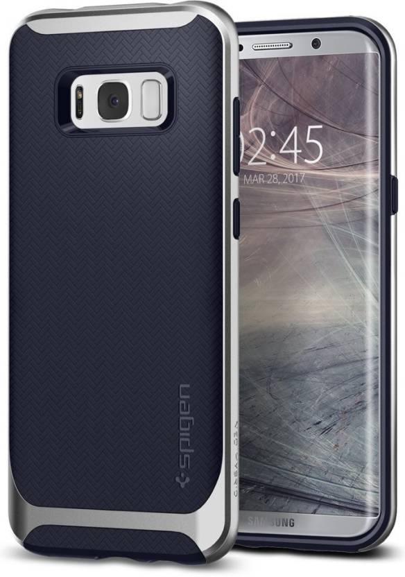 new products 486a5 76121 Spigen Back Cover for Samsung Galaxy S8 Plus - Spigen : Flipkart.com