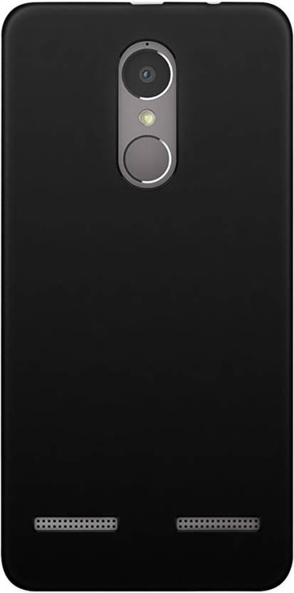 timeless design 373fc 39b86 Flipkart SmartBuy Back Cover for Lenovo K6 Power