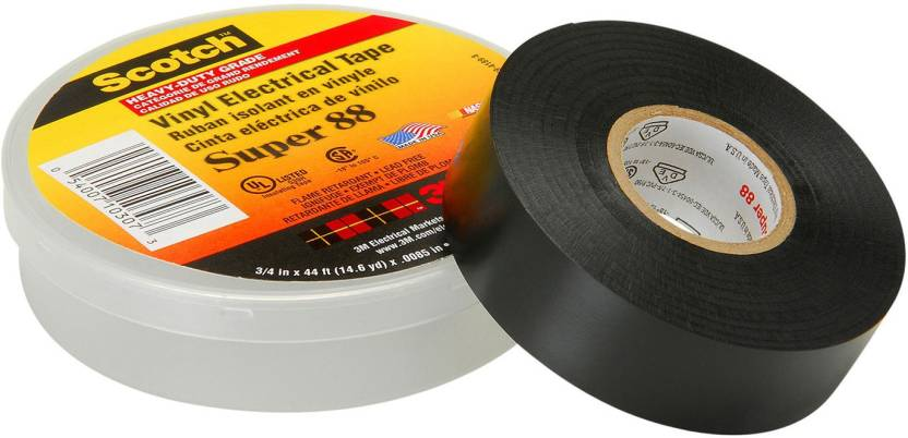 3M Vinyl Tape Super 88 Price in India - Buy 3M Vinyl Tape