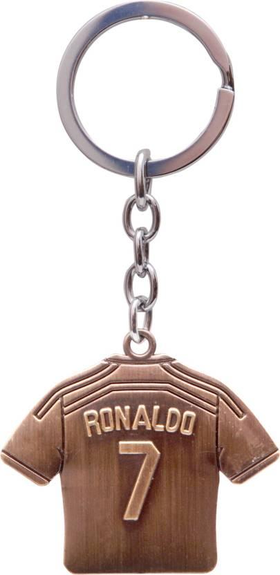 quality design 8b4b3 d683f Oyedeal Football Player Ronaldo Jersey Key Chain