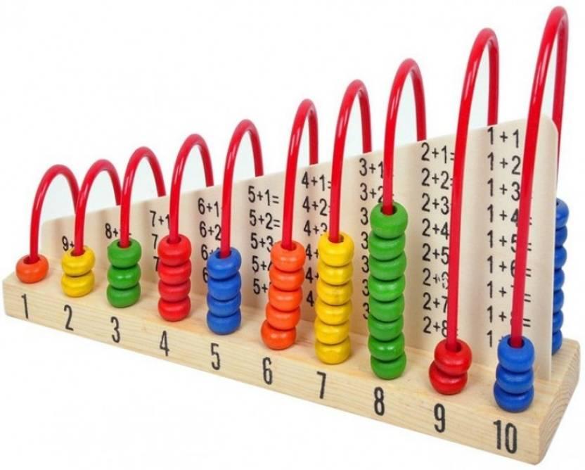 acc4f3c4e79f Trinkets   More Wooden Calculation Shelf