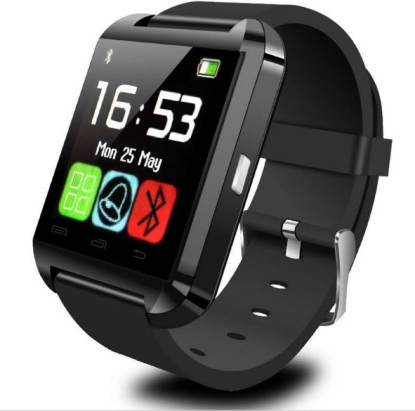 Celestech NS01 with Bluetooth and Fitness Tracker Black Smartwatch