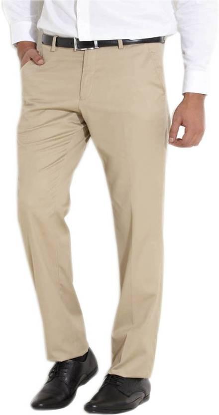 736ac5fc17e0d1 AD & AV Regular Fit Men's Beige Trousers - Buy AD & AV Regular Fit Men's  Beige Trousers Online at Best Prices in India | Flipkart.com