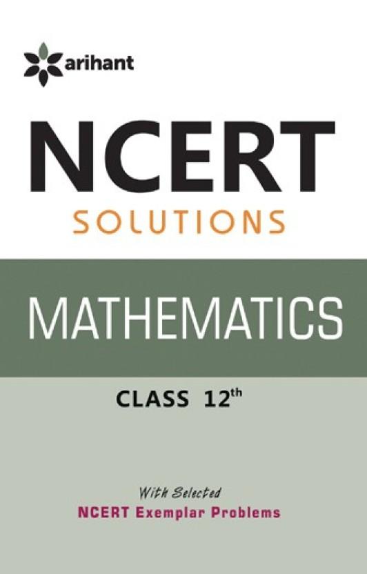 NCERT CLASS 12 MATH SOLUTION EPUB