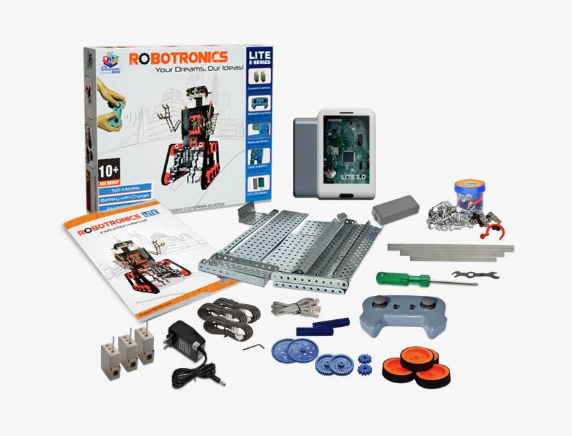 Avishkaar Box Robotronics LITE Kit (E-Series)
