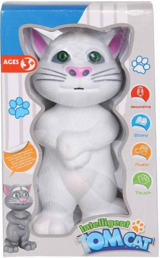 Imported White Talking Tomcat