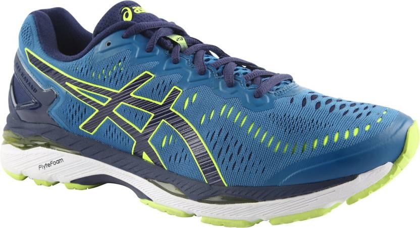 8029e28535b5 Asics Gel-Kayano 23 (2E) Running Shoes For Men - Buy Asics Gel ...