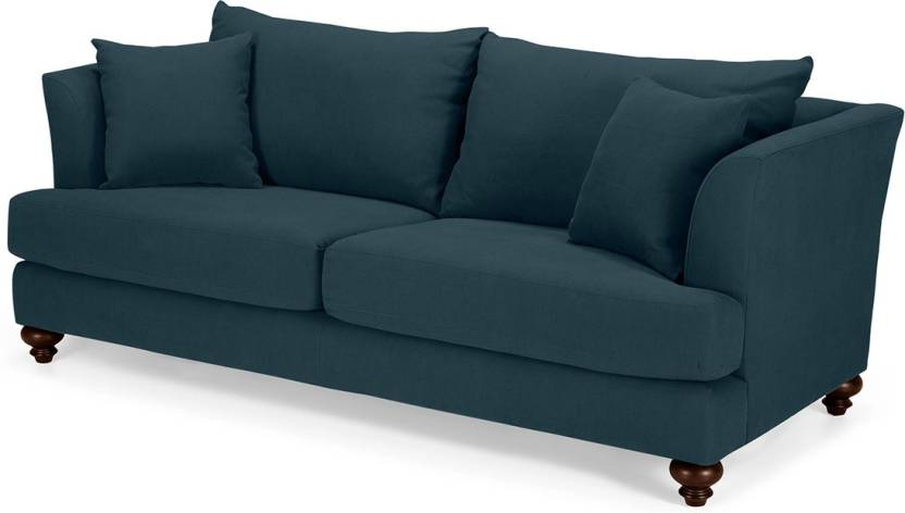 Furny Maharaja Fabric 3 Seater Sofa Price In India Buy Furny