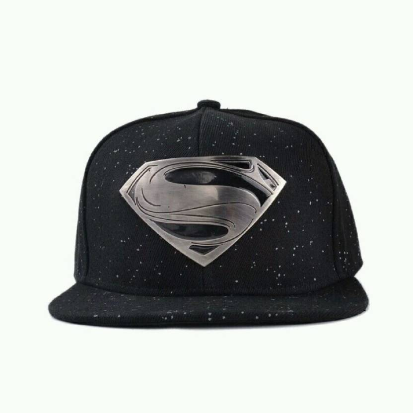 693c79b3 FAS Superman Snapback And Hip hop Cap - Buy FAS Superman Snapback And Hip  hop Cap Online at Best Prices in India | Flipkart.com