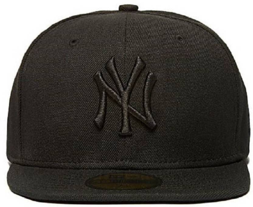 c64a66cc39697 FAS Embroidered Ny Snapback And Hiphop Cap Cap - Buy black FAS Embroidered  Ny Snapback And Hiphop Cap Cap Online at Best Prices in India