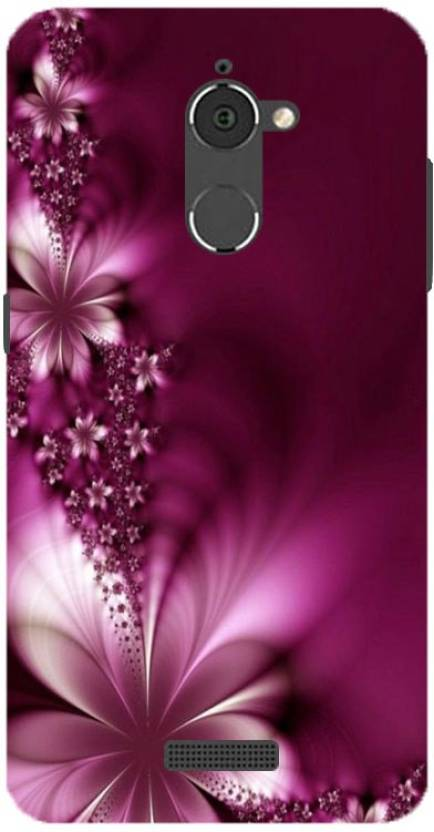 official photos f5e32 50169 Treecase Back Cover for Coolpad Note 5 Lite