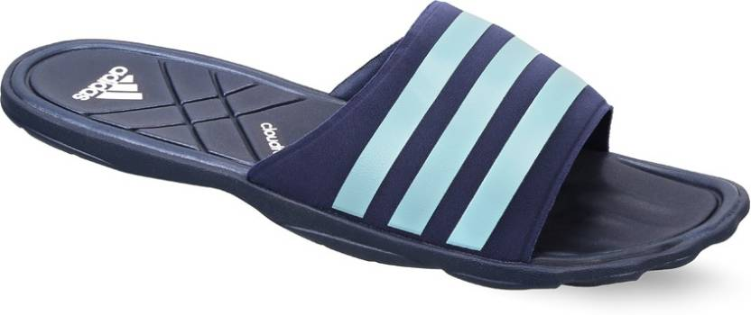 9fc9407fd1e33 ADIDAS ADIPURE CF Slippers - Buy CONAVY VAPSTE CLEGRE Color ADIDAS ...