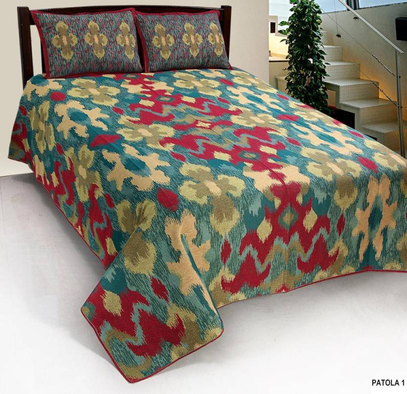 The Divine Cotton King Bed Cover Buy The Divine Cotton King Bed
