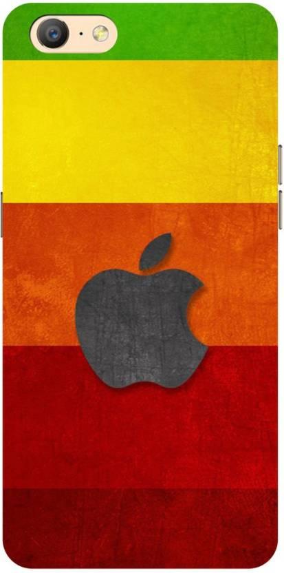 pretty nice 70524 84cec Trahas Back Cover for Oppo A57 (Apple Logo) - Trahas : Flipkart.com