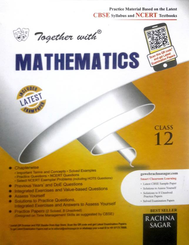 Together With Mathematics Class 12: Buy Together With Mathematics