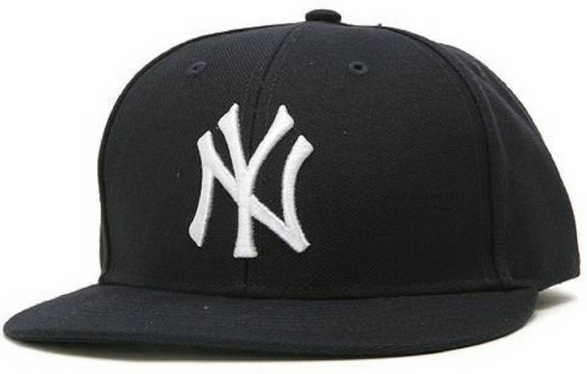 ... Hip-Hop Cap Cap - Buy Avejack Embroidered NY f2cd9b89c95