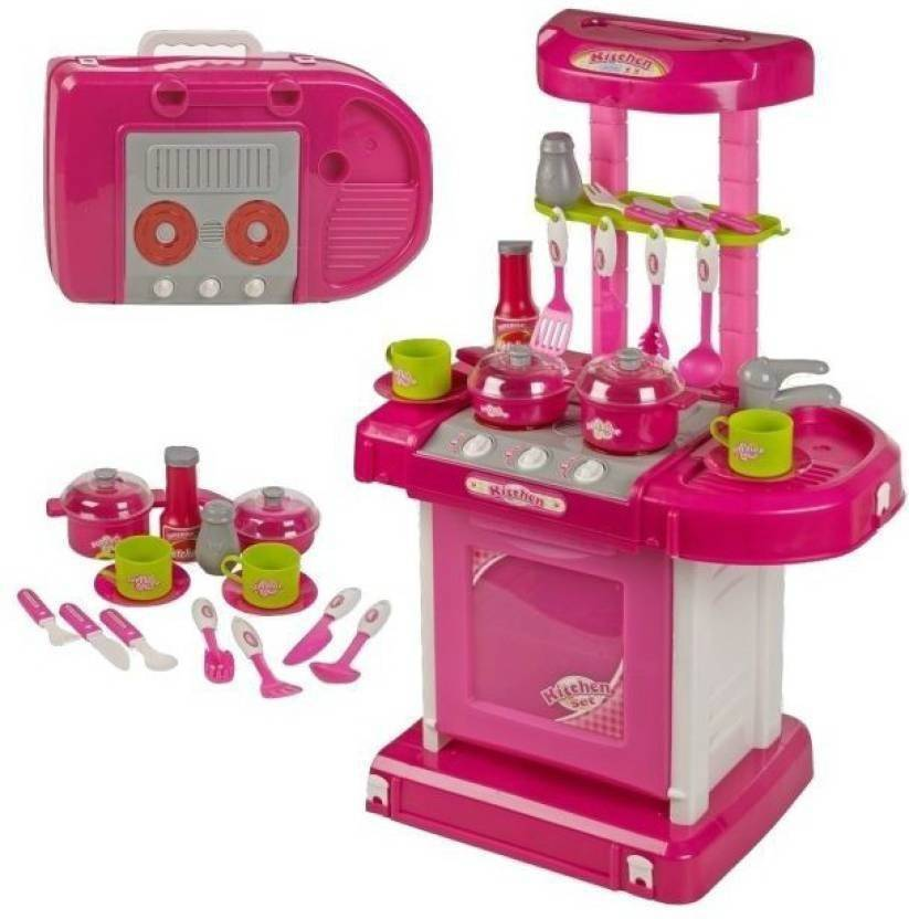 Rma Battery Operated High Quality Big Kitchen Set Price In India