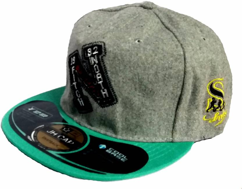 09aeec8b8db37 Friendskart Grey Hip Hop Cap For Mens And Boys Cap - Buy Friendskart Grey Hip  Hop Cap For Mens And Boys Cap Online at Best Prices in India