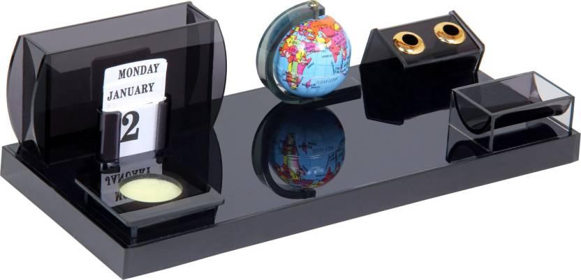 Flipkart Com Fab Handicraft 6 Compartments Plastic Pen Stand