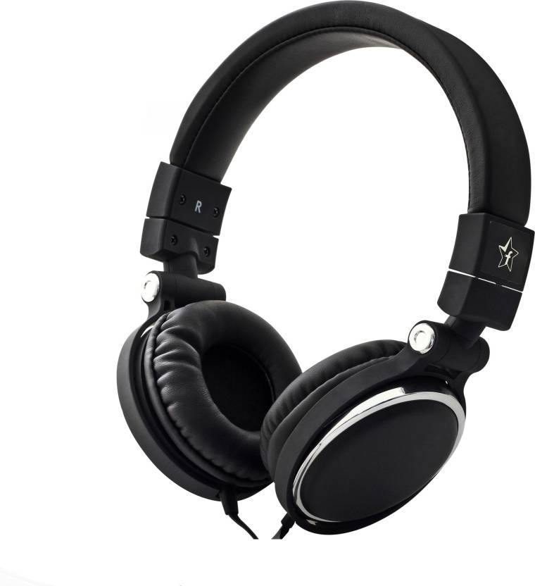 Extra Base Headphones From @ Rs.599 By Flipkart | Flipkart SmartBuy Wired Headset With Mic  (Black) @ Rs.699