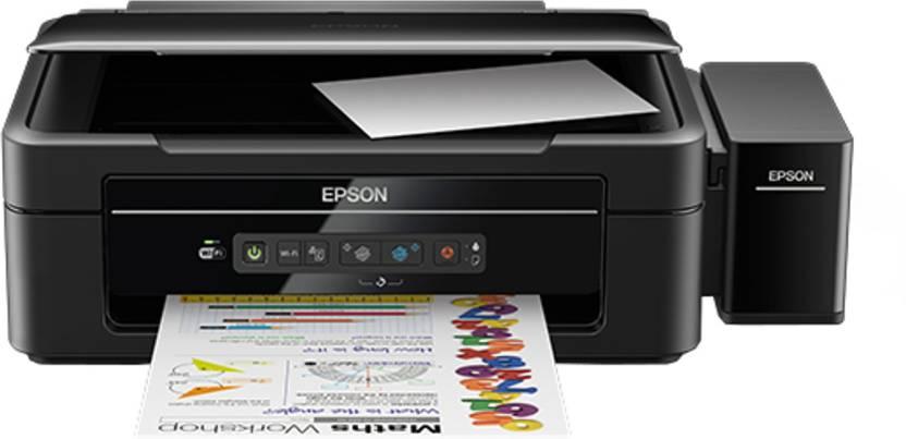 Epson l 385 Printer Image