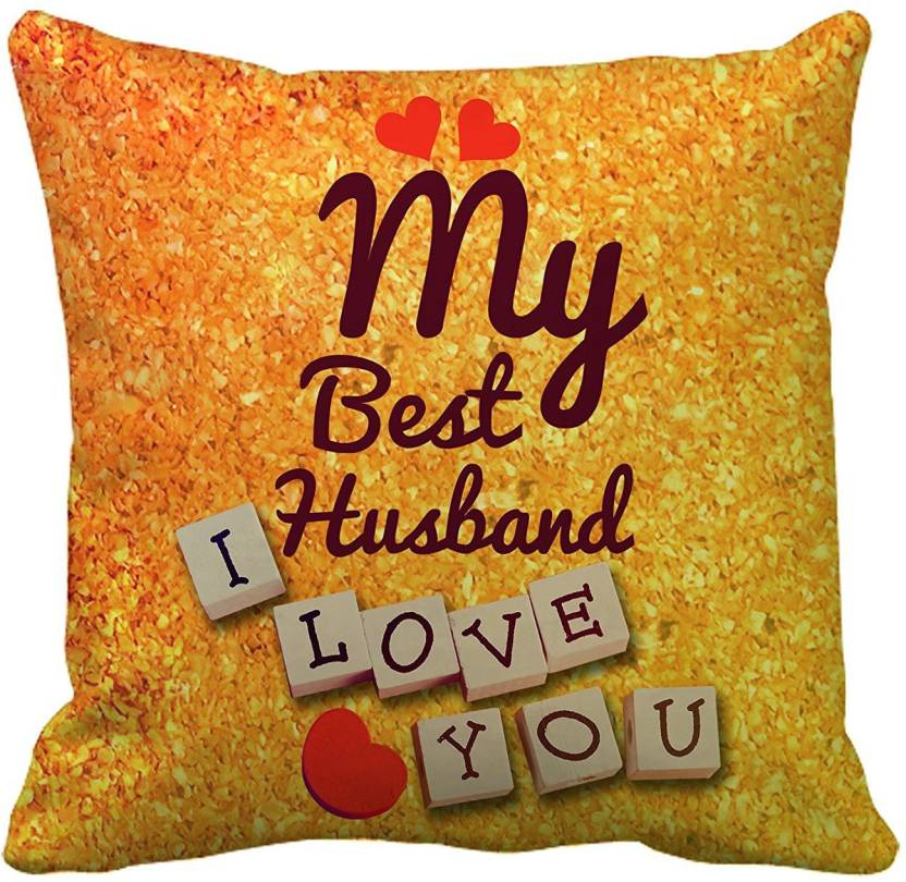 Tied ribbons birthday gift for husband cushion gift set price in tied ribbons birthday gift for husband cushion gift set negle Images