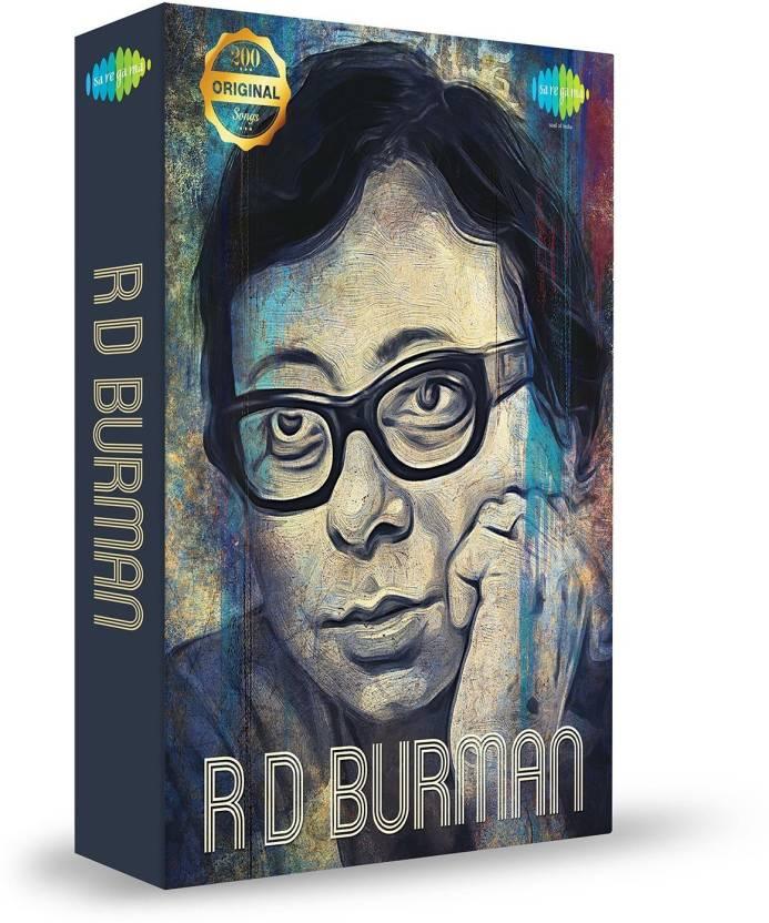 Music Card: R D Burman (320 Kbps MP3 Audio) Pendrive Premium Edition