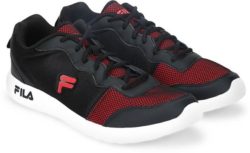 c497c5fb223d Fila REGENT Running Shoes For Men - Buy BLK MAR Color Fila REGENT ...
