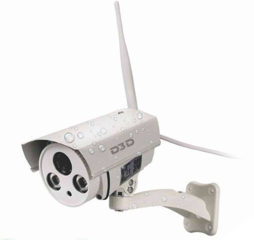 D3D Wireless HD Outdoor IP WIFI CCTV Outdoor Security Camera Support