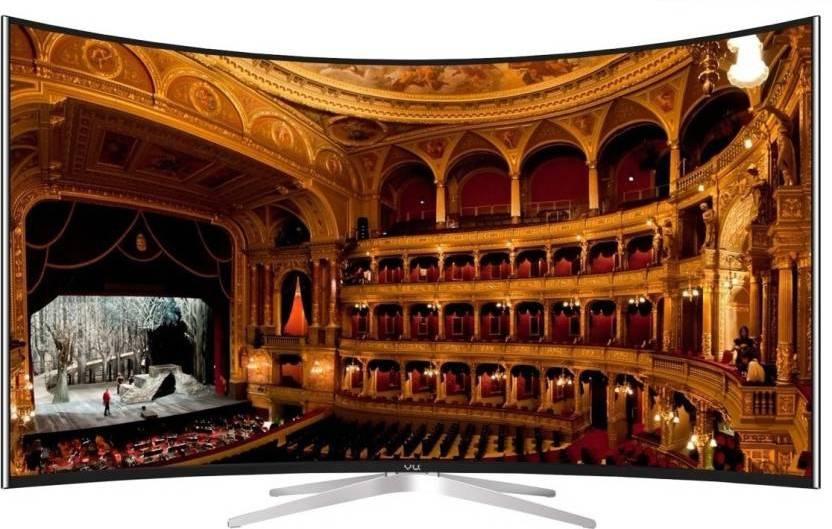 Vu 163cm (65 inch) Ultra HD (4