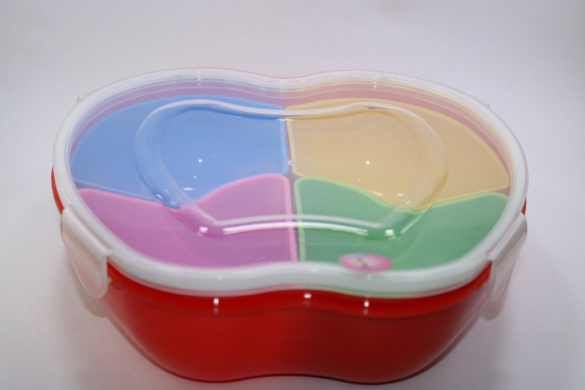 Incroyable Apple   200 Ml Plastic Grocery Container