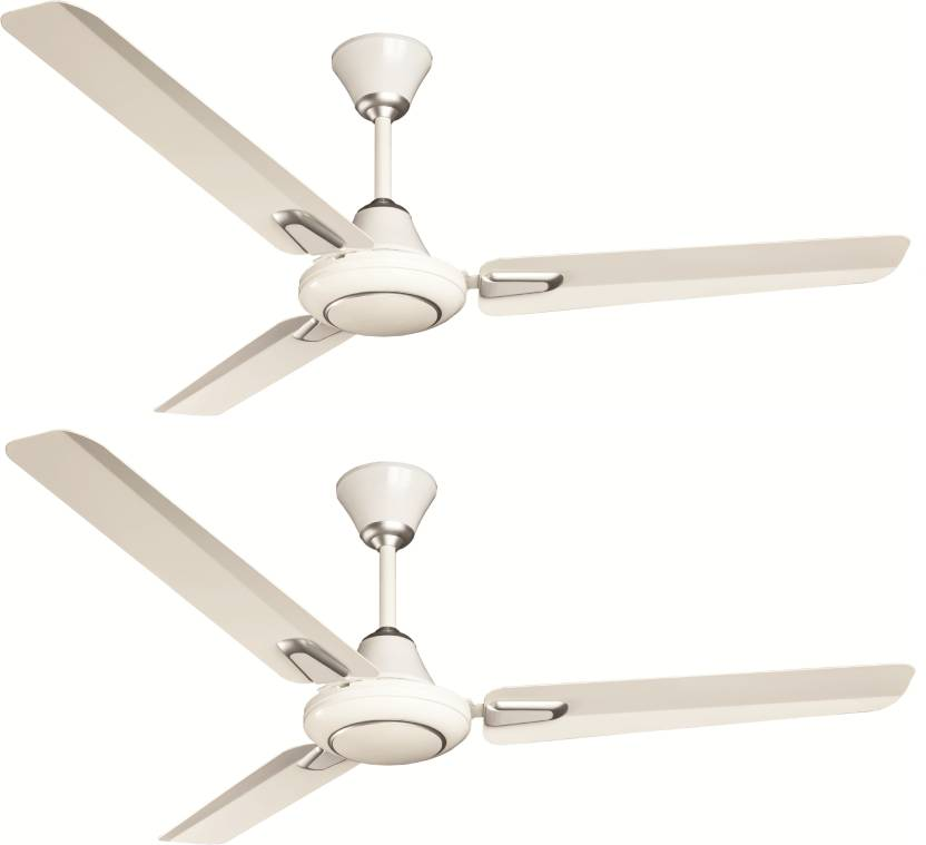 449c12ab0 Crompton Caliber Opw Pack of 2 3 Blade Ceiling Fan Price in India ...